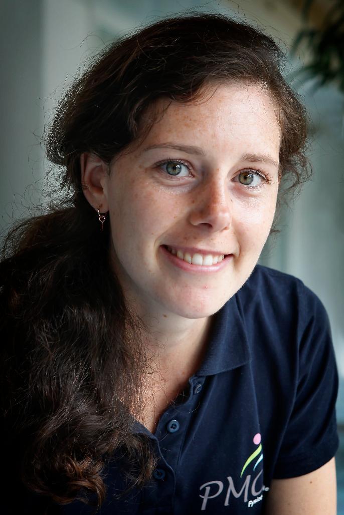 Michelle van der Helm
